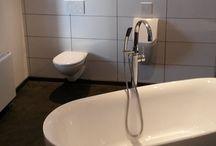Bad - Badezimmer - Dusche