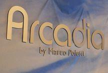 """Arcadia by Marco Poletti - Fuorisalone 2014 / NOI… GIOCHIAMO CON """"STILE"""" ARCADIA scende in campo con TOP 11 ARCADIA by Marco Poletti scende in campo con TOP11 durante il FuoriSalone dall'8 al 13 aprile, in concomitanza con il Salone Internazionale del Mobile a Milano, personalizzando il suo stile per dare visibilità ad un progetto umanitario. L'evento si terrà presso l'hotel Nhow. Il progetto avrà schierate due squadre: Arcadia con le sue aziende e Top11 con i suoi valori."""