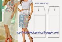moldes de roupas femininas
