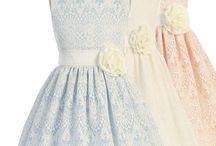 Rhia Flower girl dresses