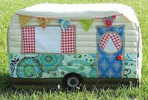 Camper Decor Goodies / Glamper decor items!  Cute and inspiring...