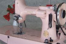 featherweights ~ just dreaming / by Erin @ Why Not Sew?