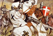 Military Orders 1100-1500 - Reconstructions / Dress and armour of the Templar, Hospitaller and Teutonic Orders in the Holy Land and Western Europe.