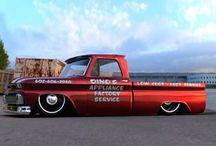 Hotrods especialy 60-66 c10s!