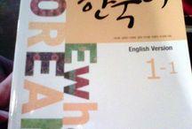 Helpful Korean Language Textbooks / Ewha Korean, Yonsei, Sogang, TTMIK, SNU Korean, Integrated Korean language books.