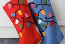 Christmas Socks / by Barbara Wedderman