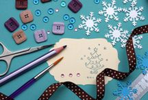 Craft Stuff / We're pinning amazing arts and crafts you can do yourself!