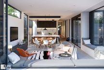 Interior Renders / Interior renders we have completed.