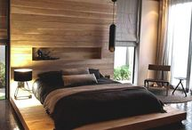 Bedrooms / Harmony, function, nature