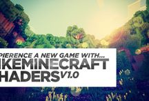 LikeMinecraft Shaders / Minecraft with shaders is so amazing :) Get this shaders on http://www.likeminecraft.com/shaders/
