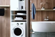 mosógép szekrény