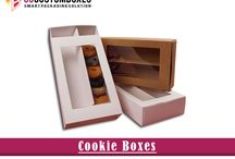 Cookie Boxes / Best looking of product give confidence to the customer to buy and feel comfortable. Packaging and printing makes it look good and eye catchy: http://bit.ly/2afyWK8.