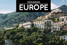 Europe / All you can't missed when traveling. In Europe!
