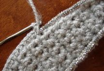 Crochet and fabric tips and patterns / Crocheting / by Lisa Kemmerle- Handley