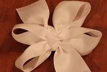 hairbows / by Phyllis Taylor