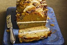 Delectable loaf cakes
