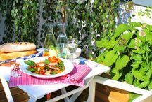 Essen und TrinkenSalate