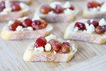 Appetizers / by Erica Berkenpas