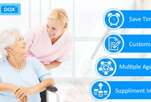 Health care visit scheduling