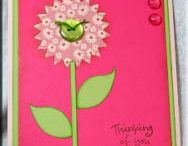 greeting cards / by Linda Bunting