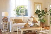 beach cottage interiors etc