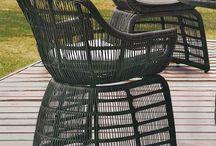 Kolekcja Seattle i Seattle Lounge / W kolekcji dostępny zestaw wypoczynkowy Seattle Lounge i zestaw obiadowy Seattle