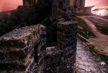Castles & mystic places / Castles, cathedrals and other magic buildings and places.