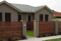External Fence