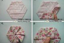 origami fabric