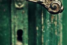 The Green Door / by Jenn Stay