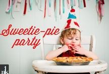 Birthday Party: Sweetie Pie