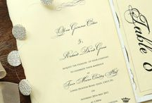 Eco  Chic Wedding / Eco chic wedding invitations