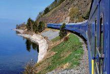 Trans-siberian Railway / by Rindge Leaphart