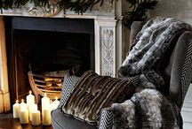 Cosy Winter / A home for all things cosy and snuggly to see us through to Spring.