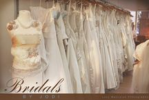 Bridals By Jodi / Bridals by Jodi is the premier wedding dress store and bridal botique in the Charleston, SC area. We carry all styles of bridal gowns from vintage wedding dresses to contemporary wedding gowns.