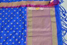 Banarasi Dupattas / Silk dupattas for partywear.