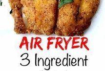 Recipes - Air Fryer