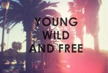 °•●Young Wild & Free●•°