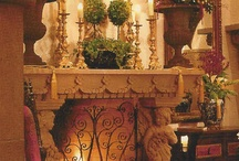 Old World Inspired Decor / by Wilma Green