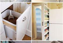 como ordenar espacios de la casa