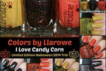 Halloween 2014 - I Love Candy Corn / Limited Edition Halloween 2014 trio