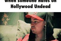 Hollywood Undead ❤