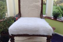 Upholstery projects / Upholstery projects