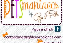 G+F Diseño // Pets Maniacos / Una linea creada por G+F Diseño, para aquellos que ven a sus mascotas como parte de su familia.