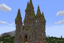 Minecraft Megabuilds