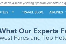 Airfare sites--Travel