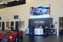 Digital Signage Automotive