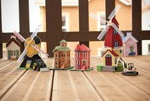 Plastic Canvas Interior Ideas / Ready Plastic Canvas things: plastic canvas houses, cars, boxes and other useful makes