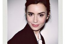 Lilly Collins ❤