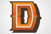 D - d / Billeder af bogstavet 'D'